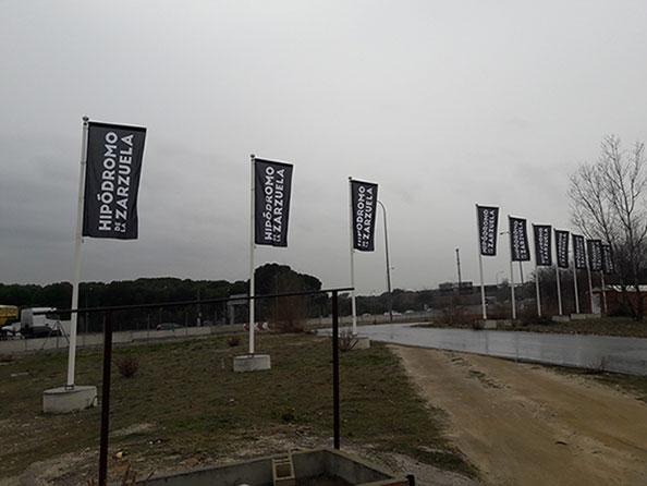 Banderas del Hipodromo